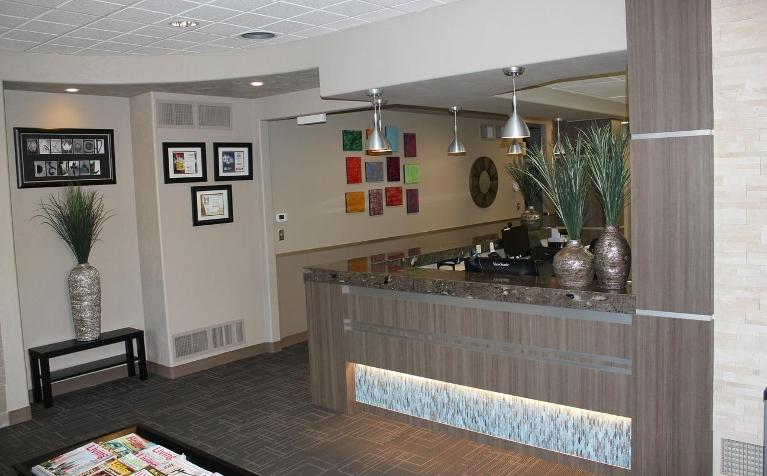 Front desk at Oakwood Dental | Castle Rock CO Dentist