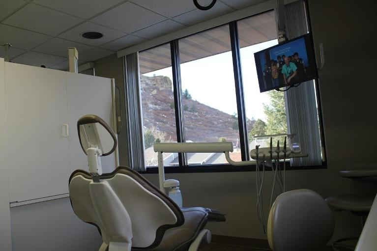 Patient Room with window open | Oakwood Dental
