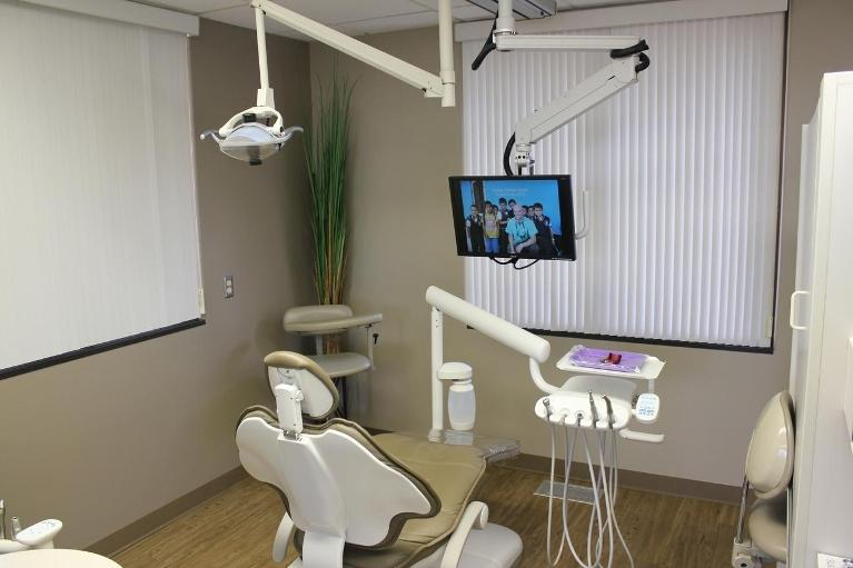 Patient Room | Oakwood Dental